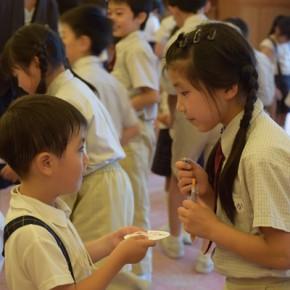 小学校との交流会実施