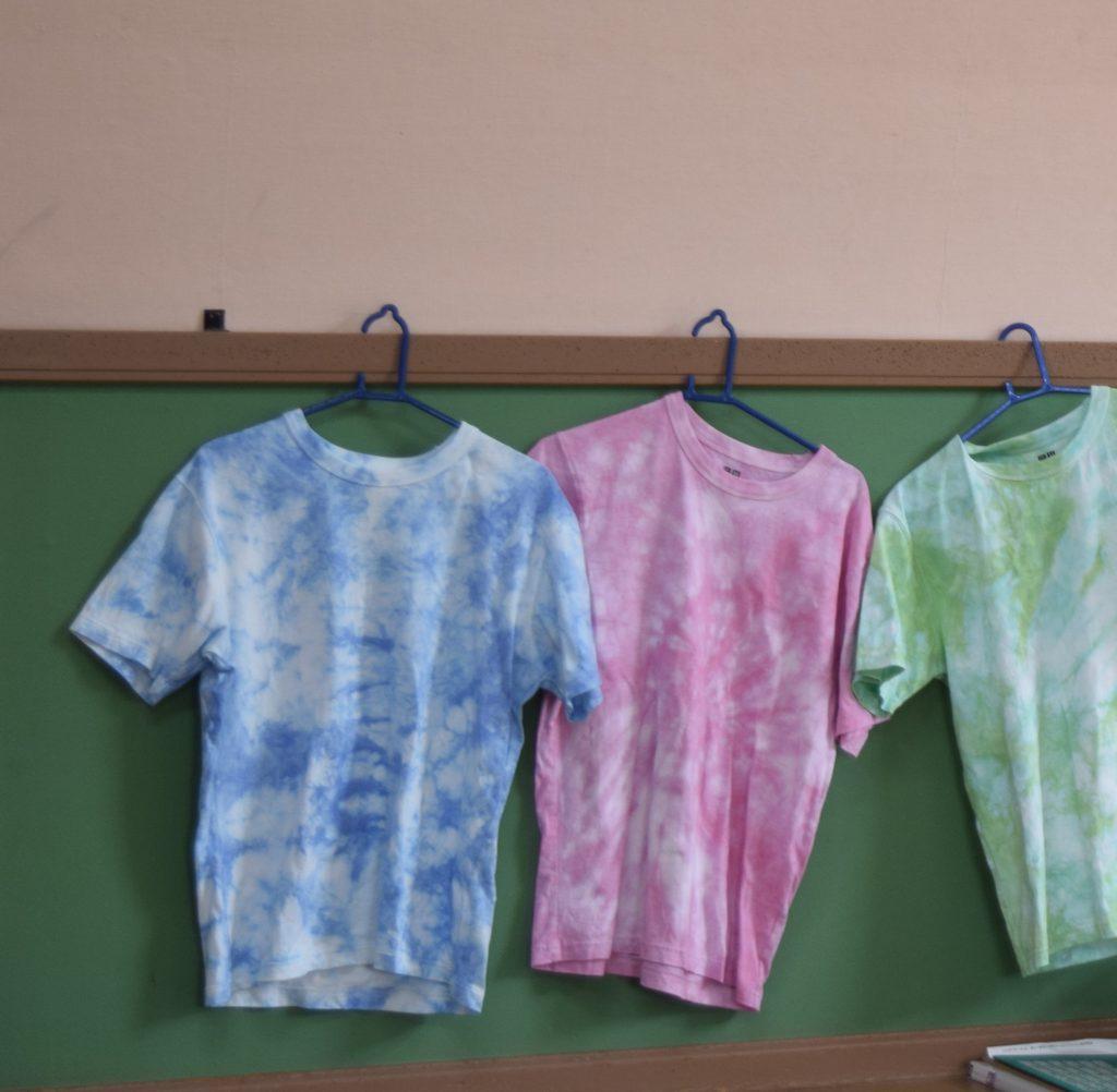 オリジナルTシャツ作りを作ろう!