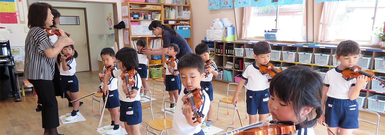 白百合幼稚園 音楽